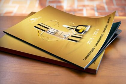 Catalogue Cosmétiques