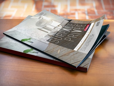 Réalisation Magazine Surface Privée