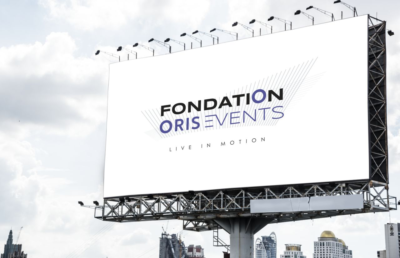 Logo Fondation Oris Events