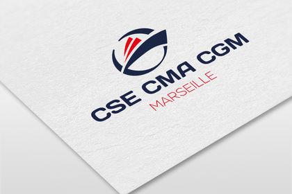 Logo CSE CMA CGM