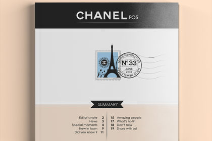 Newsletter - CHANEL