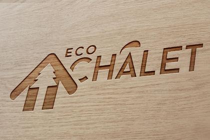 Logotype Eco chalet
