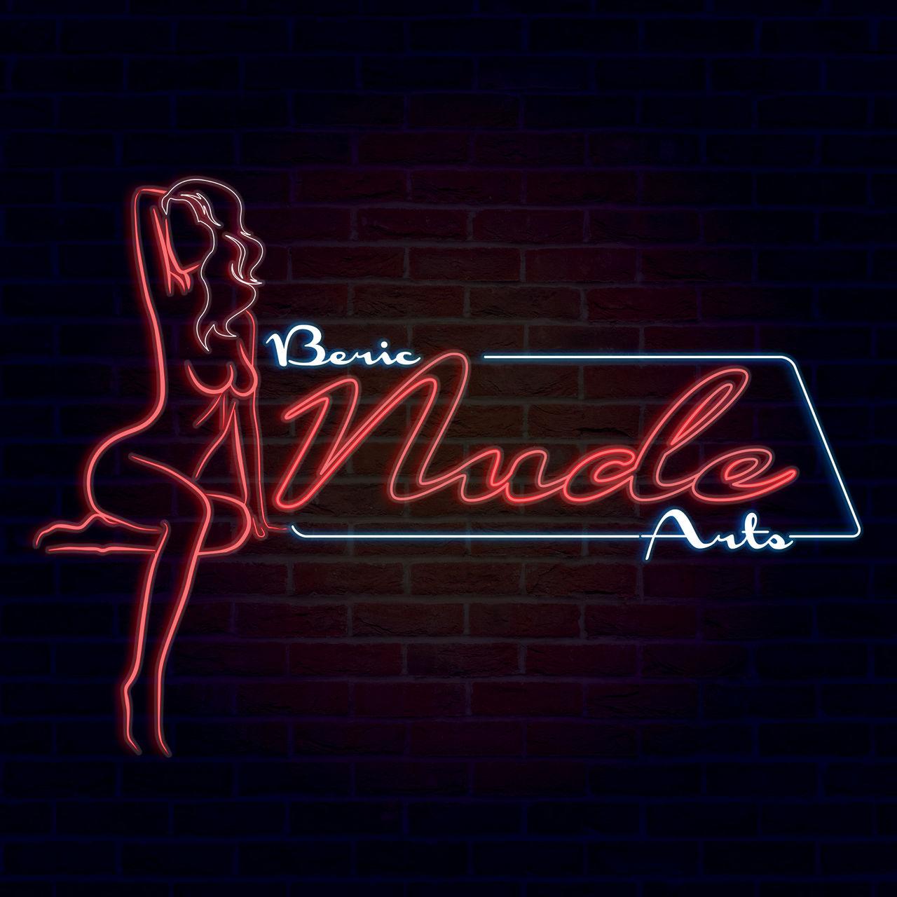 Logotype page de nue