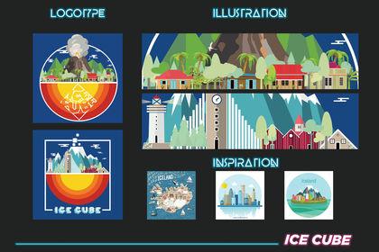 Planche #2 : Ice Cube