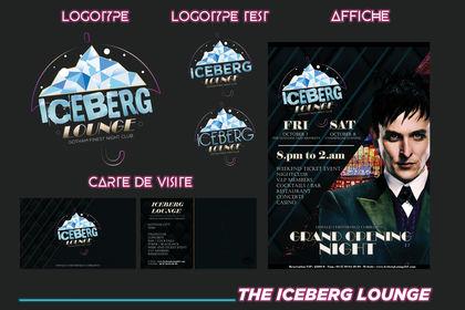 Planche #3 : The Iceberg Lounge