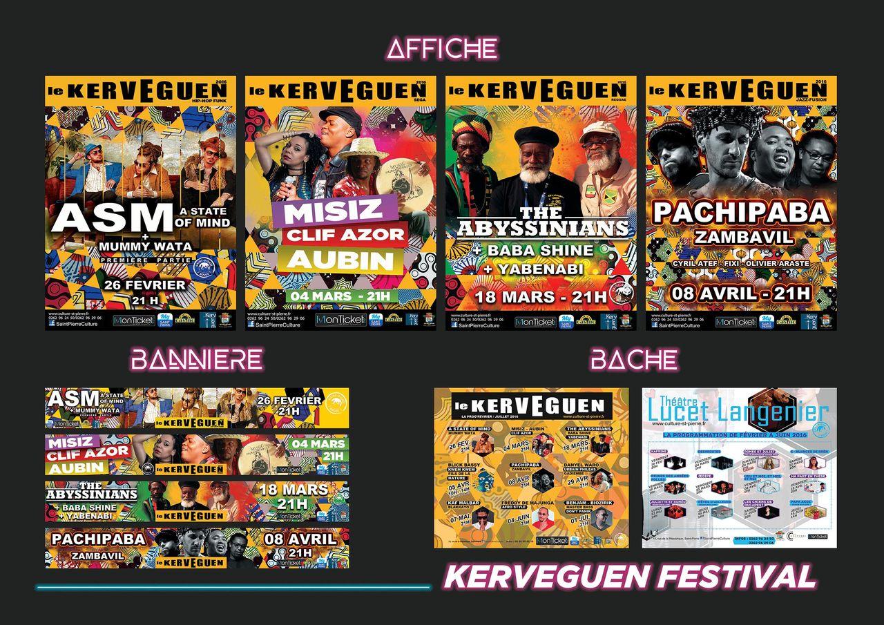 Planche #7 : Kerveguen Festival