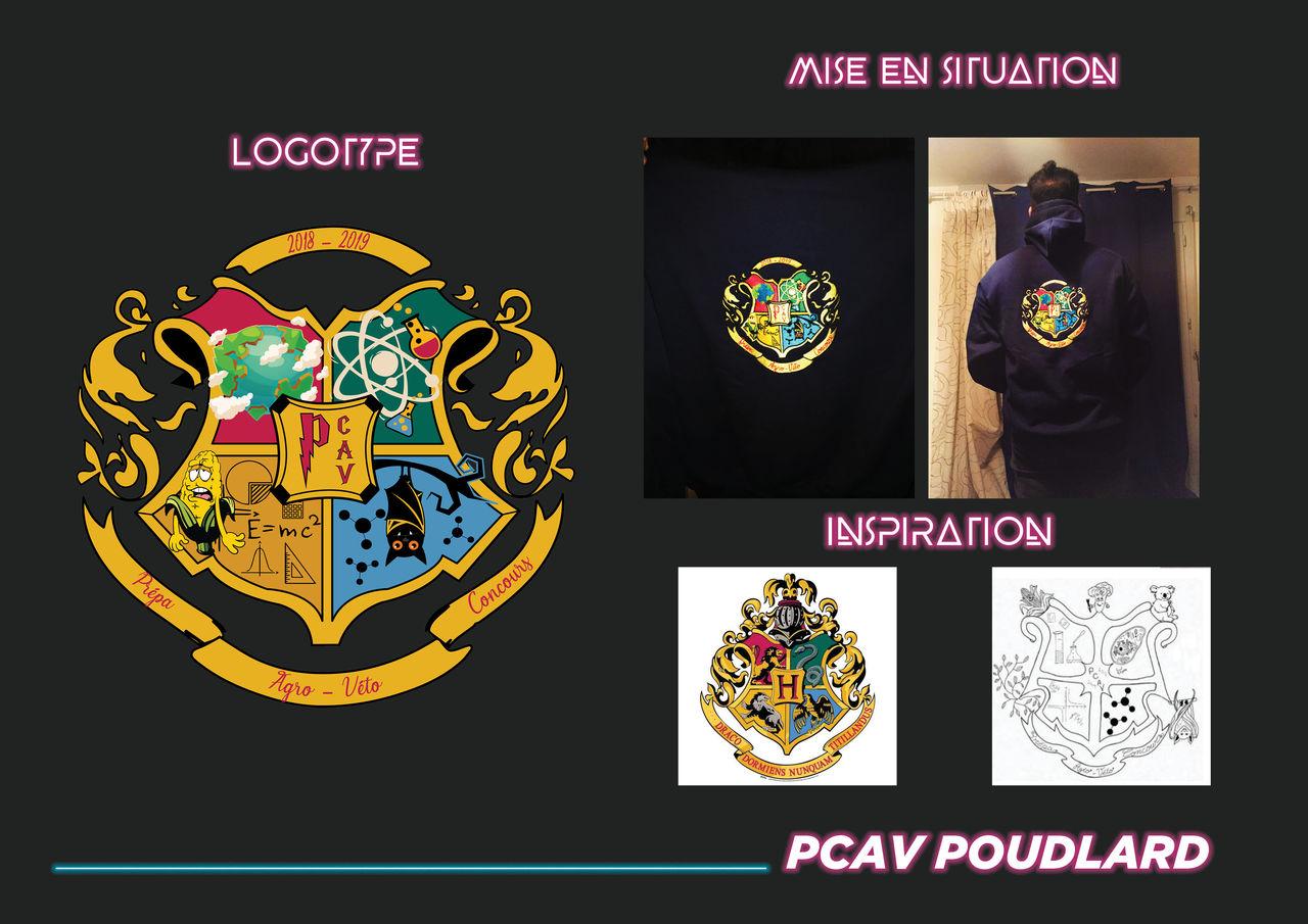 Planche #8 : PCAV Poudlard