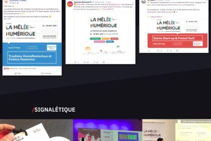 Kit Social Media Mêlée Numérique 2018 & 2018