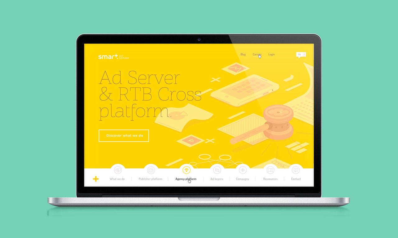 Smart Ad Server