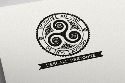 Logo - L'Escale Bretonne