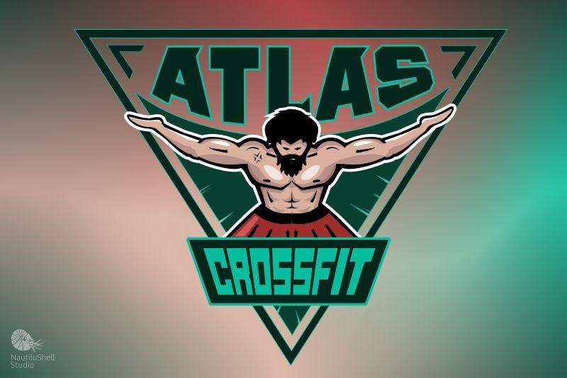 Logo Atlas Crossfit