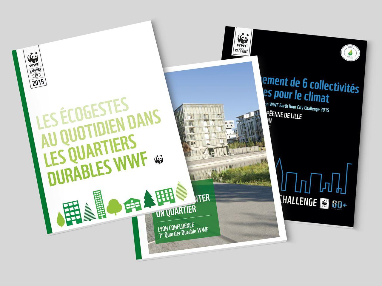 Brochures WWF