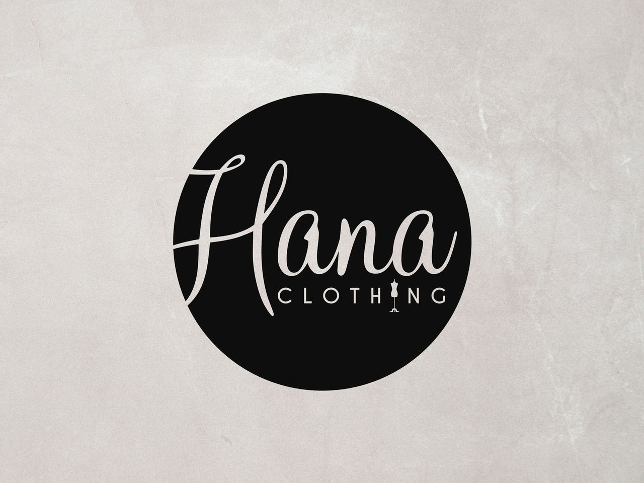 Logo Hana Clothing