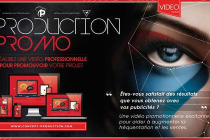 Réaliser votre vidéo Marketing Promotionelle
