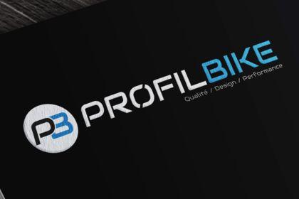 Réalisation du logo de la marque PROFILBIKE