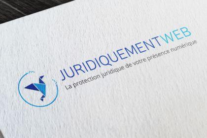 Réalisation du logo de Juridiquement Web