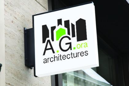 Création d'une enseigne logo