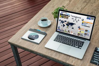 Création d'infographie en interne