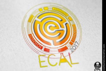 Logo pour Ecal2017