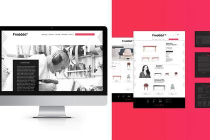 FREDDDD : Webdesign