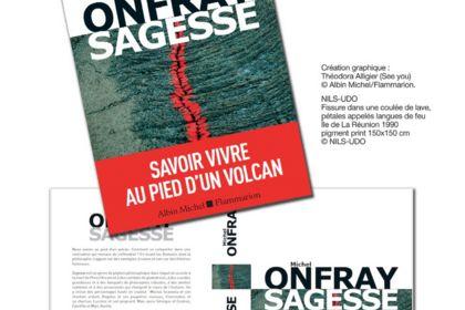 DESIGN GRAPHIQUE  / D.A. pour Michel ONFRAY