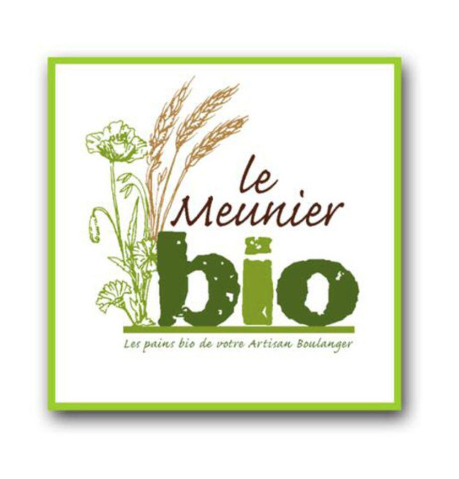 Identité Visuelle MEUNIER BIO ( Moulins Nicot )