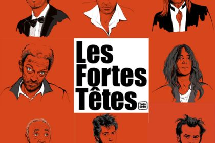 ILLUSTRATIONS > Les Fortes Têtes