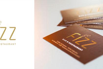 Création de logo + carte de visite