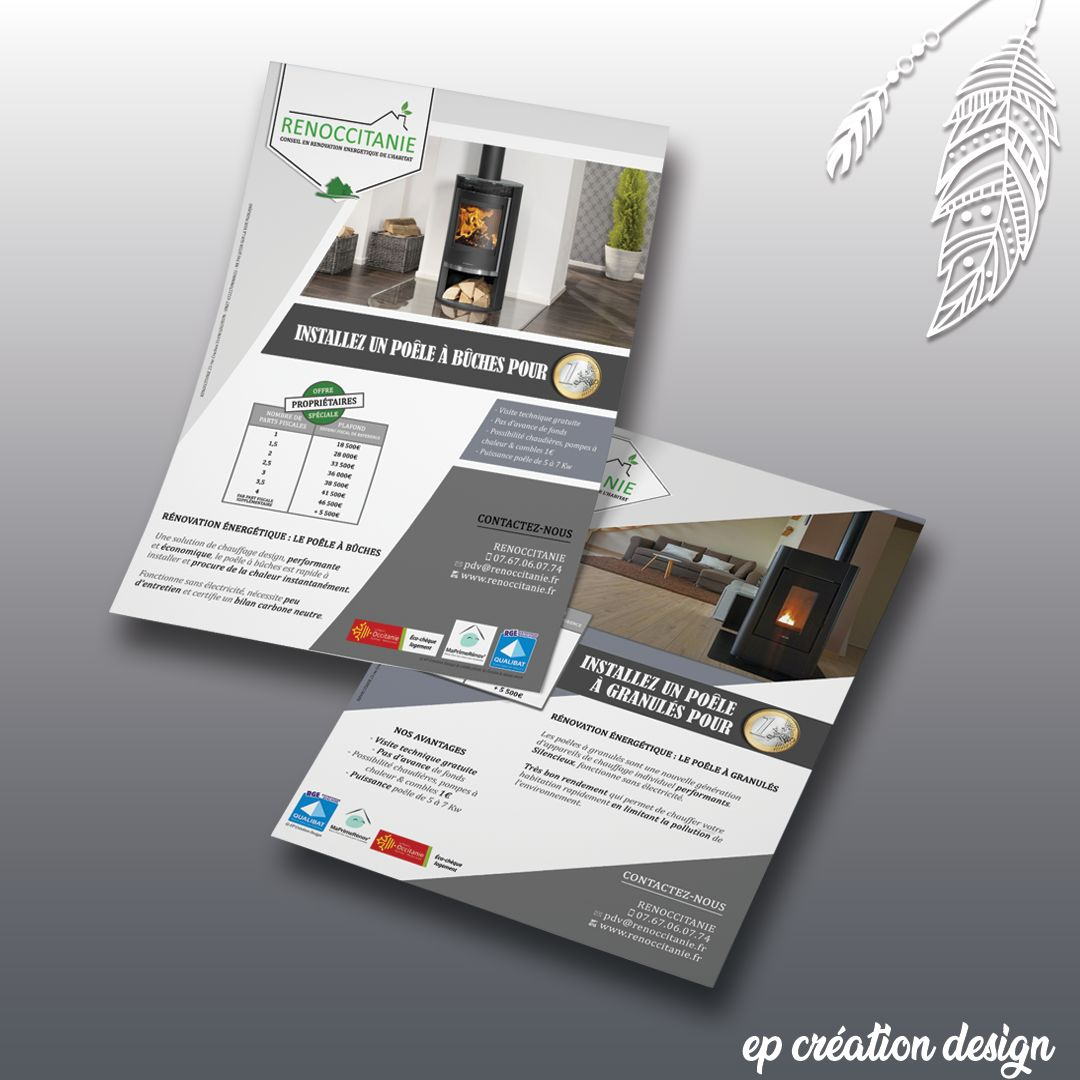 Flyers design, outil indispensable
