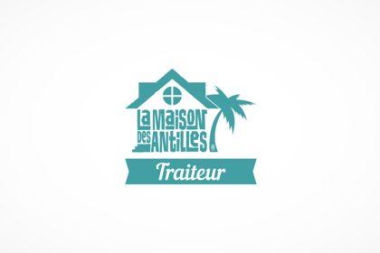 Logo : La Maison des Antilles - Traiteur