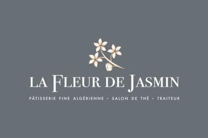 Logo : La Fleur de Jasmin