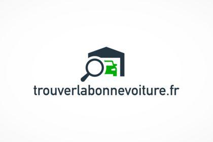 Logo : Trouverlabonnevoiture.fr
