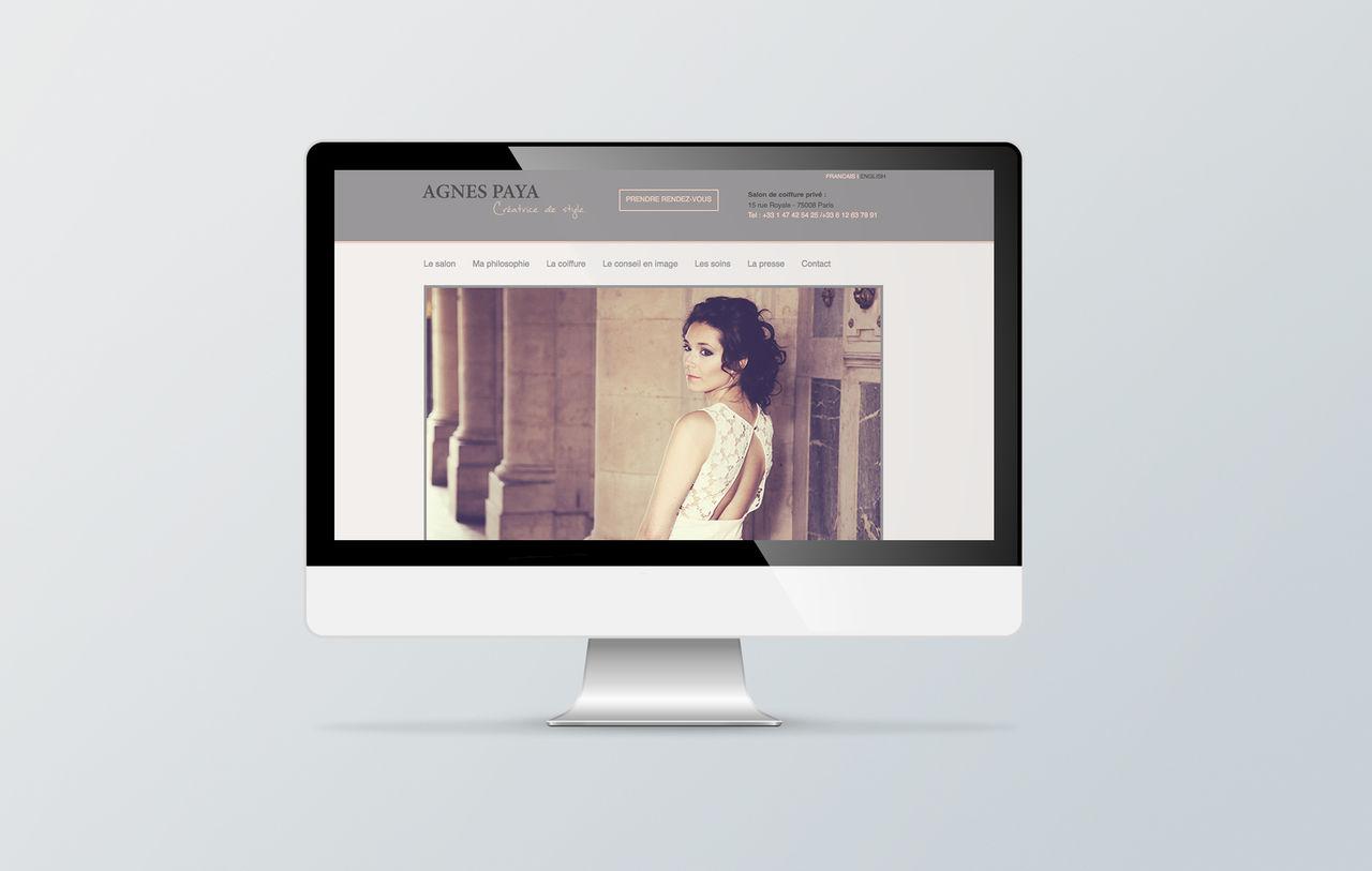 Conception et réalisation d'un site internet