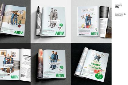 AMV : presses