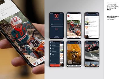 Motospot : application