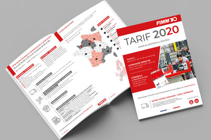Catalogue Tarifaire 2020