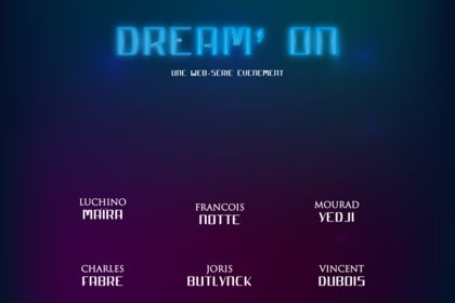 DREAM'ON AFFICHE
