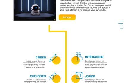 Webdesign Cozmo