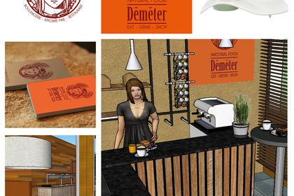 DEMETER - Epicerie Fine - Boulangerie -