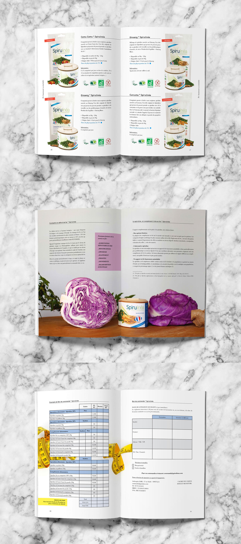 Catalogue Spirulinéa Pharma