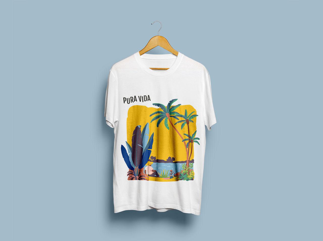 Illustration pour T-Shirt