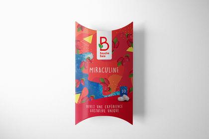 Bouche Baie, Miraculine.