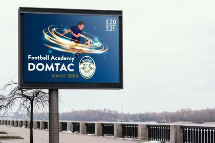 Poster Domtac