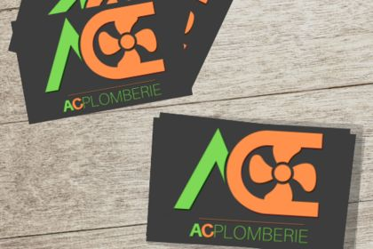 Conception Logo + Cartes de visites