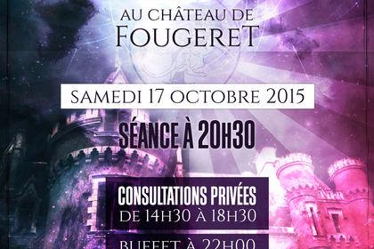 Affiches pour le Château de Fougeret