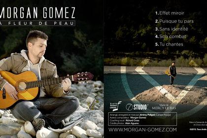 Jaquette EP Morgan Gomez