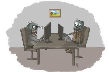 Zombies en Openspace