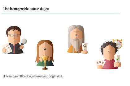 Icones de gamification