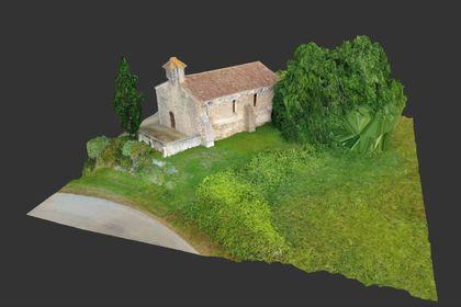 Modélisation 3D du patrimoine