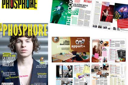 Magazine Phosphore